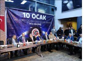 Güneydoğu Anadolu Gazeteciler Federasyonu Ödülleri Sahiplerini Buldu