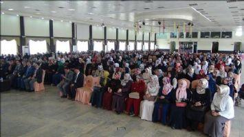 """Kızıltepe'de """"Kadının Ailedeki Yeri"""" konferansı"""