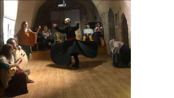 Türk ve İranlı Sanatçılardan MezopArt Performansı,
