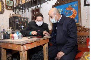 """Mardin """"Zanaat ve Halk Sanatları"""" temasıyla UNESCO'ya başvuruyor"""