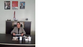 CHP  Mardin  Kadın Kolları Başkanı Kılıç 'Kadın Cinayetlerini Durduracağız'