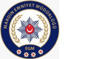 Mardin'de eş zamanlı KCKPKK operasyonu