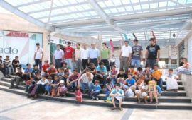 Bilge Köyü Çocukları Gönüllerince Eğlendi