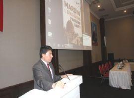 Mardin`de  1. Din Eğitim Paneli düzenlendi
