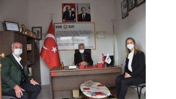 Duayen Gazeteci  Avuka'ya Ziyaretçi akını