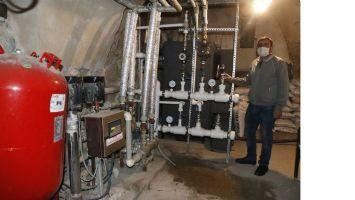 Çevreye zarar vermemek için oteline doğal yakıt sistemi kurdu