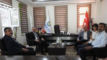Elazığ Valisi Yırık, Mardin OSB'yi ziyaret etti