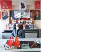 CHP İlçe Başkanı'ndan Çakıcı açıklaması