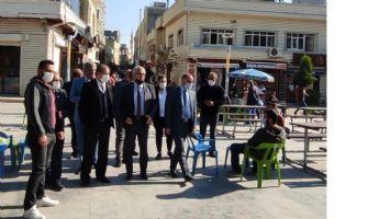 CHP Teşkilatından Mazıdağı Çıkarması