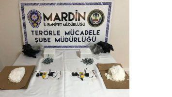 Mardin polisi 6 ayda 815 kilo uyuşturucu ele geçirdi