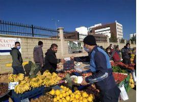 Mardin'de Corona mücadelesi