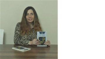 Yazar Nesrin Bulat'ın ' AYAZ YARASI'  kitapçılarda
