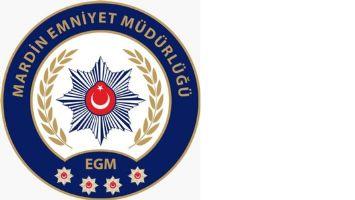 Mardin'de aranan  29 kişi uygulamada yakalandı