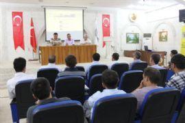 Mardin'de Bav bilgi alış veriş toplantısı yapıldı
