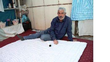 Suriye'de Öğretim Görevlisiydi Mardin'de Yorgancı Oldu