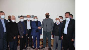 Mardin'de İki Aile Arasındaki Husumet Barışla Noktalandı