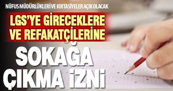 BAKANLIKTAN 81 İLE LGS GENELGESİ!