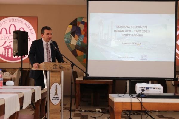 Bergama'ya iki yılda 298,5 milyon liralık yatırım
