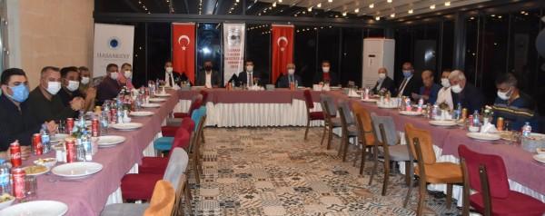 Bölge Basının Kalbi Hasankeyf'te attı