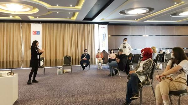 Bursa'da Gürsulu gençler ufuklarını genişletiyor