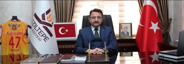 Kızıltepe Kaymakamı ve Belediye Başkan Vekili Çam'ın Bayram Mesajı