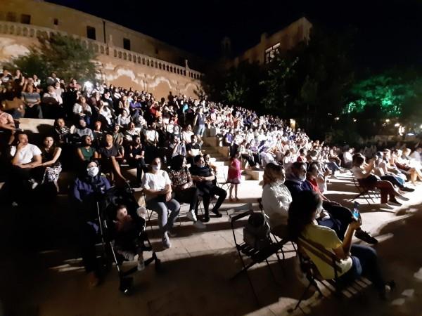 Mardin'de Açık Hava Konseri