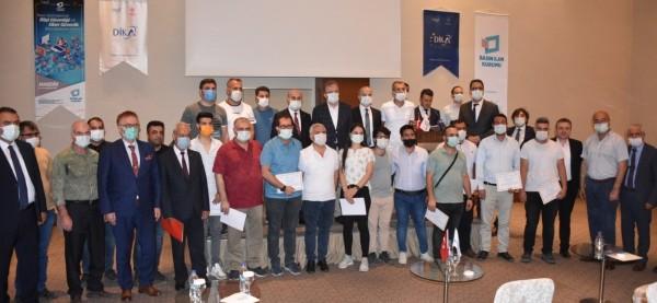 """Mardin'de gazetecilere """"Bilgi Güvenliği ve Siber Güvenlik Bilinçlendirme Eğitimi"""" verdi"""