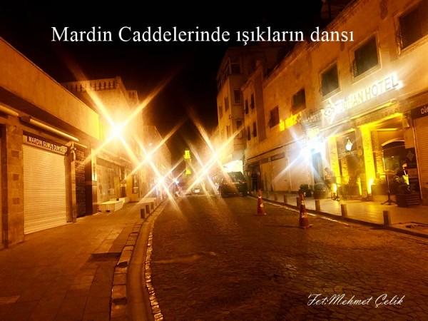 Mardin'de tam kapanmaya, tam uyum