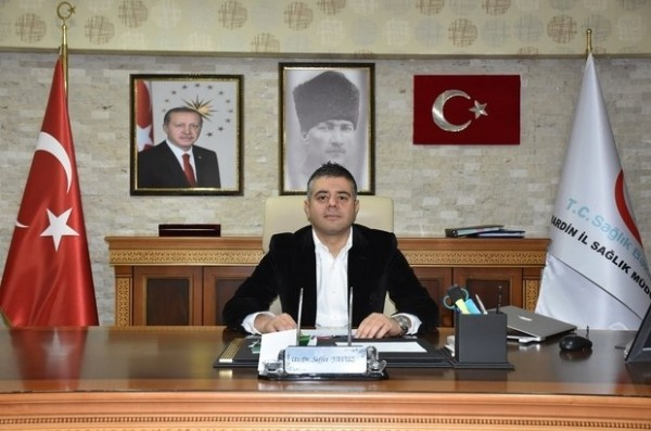 Mardin'de  Vaka sayısında artış