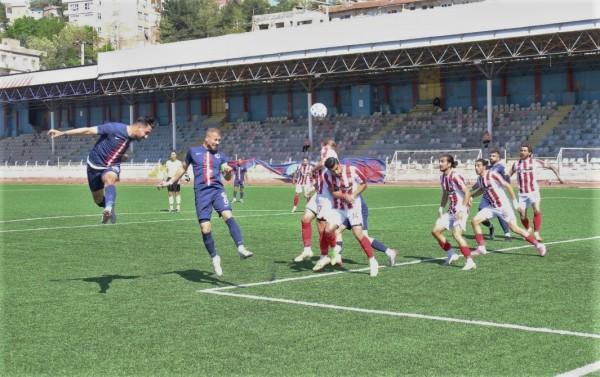 Mardin Fosfatspor, Play Off Şansını Sahada Bıraktı