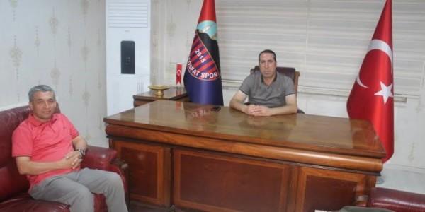 Mardin Fosfatspor Yönetiminden Teşekkür