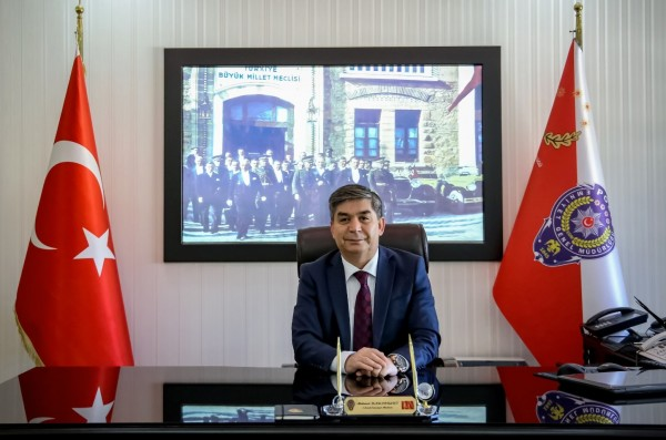 Mardin'in yeni Emniyet Müdürü Mahmut Karabulut