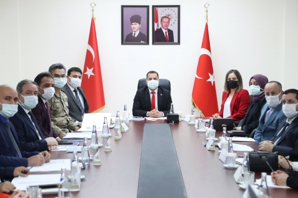 Mardin, 'Kadına Yönelik Şiddetle Mücadele' için toplandı