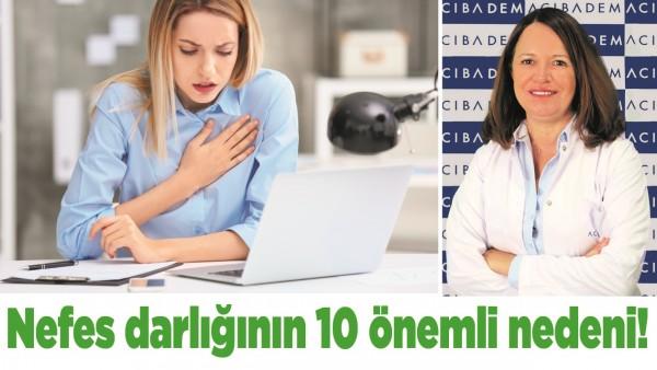 NEFES DARLIĞININ 10 ÖNEMLİ NEDENİ!