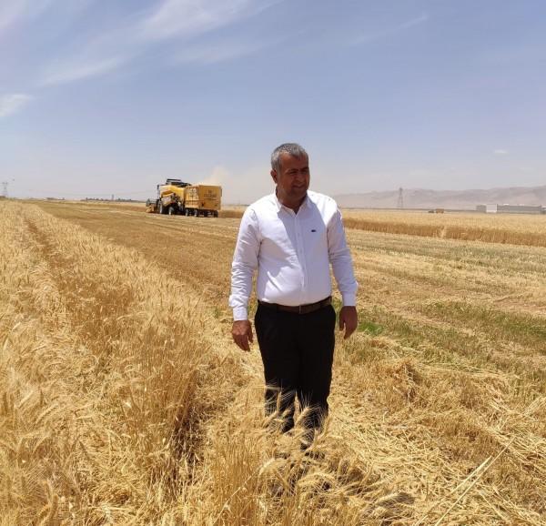 Tarım Bakanlığı  Mardin Yatırımcısına Destek verdi
