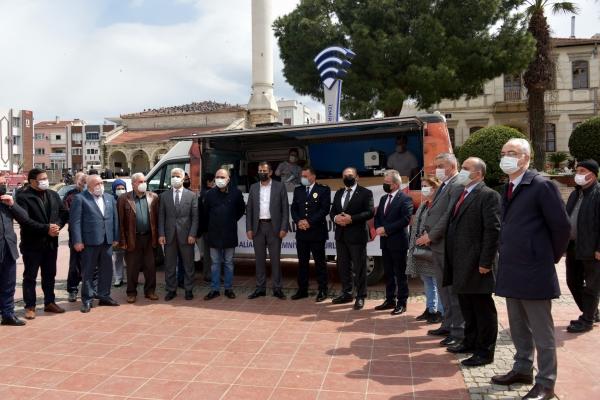Türk Polis Teşkilatı'nın 176. yıl dönümü Aliağa'da kutlandı