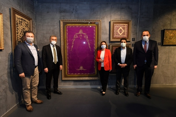 Üsküdar'da tarihe sanatsal bir yolculuk